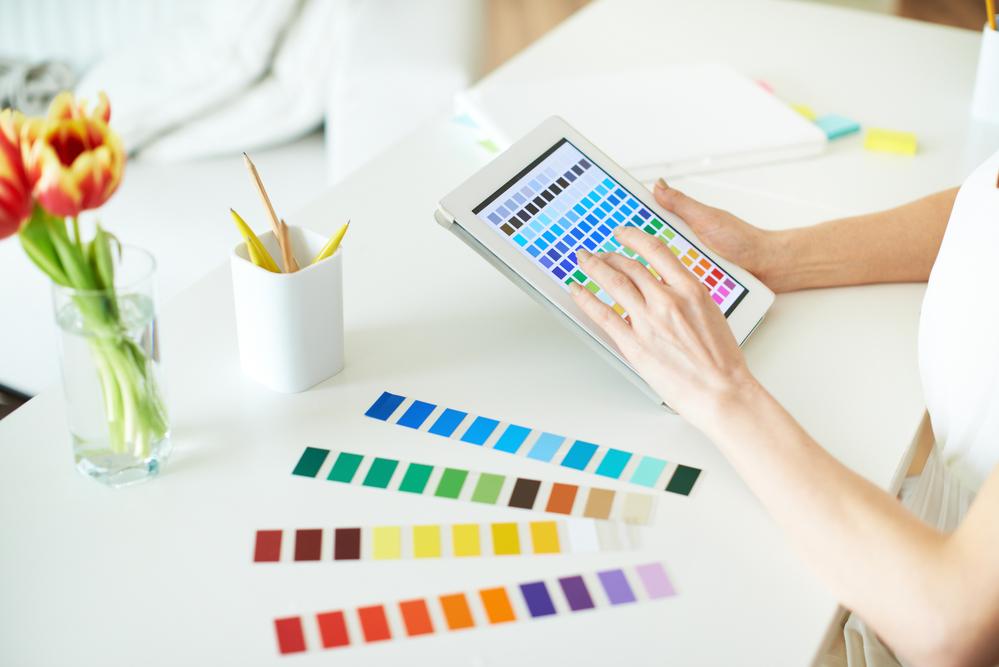Saiba como escolher a cor da identidade visual de seu restaurante